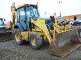 2001 Deere 410G Loader Backhoe