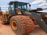 2014 Deere 724K Wheel Loader