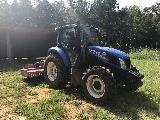 2015 New Holland T4.100 Agriculture Tractor