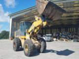 2003 Deere 744H Wheel Loader