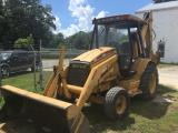 2001 Caterpillar 416C Loader Backhoe, 2001 cat 416C Loader Backhoe