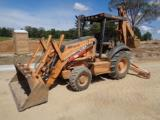 2005 Case 580 SUPER M Loader Backhoe
