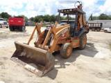 2010 Case 580 SUPER M Loader Backhoe