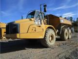 2011 Caterpillar 740B Truck, 2011 cat 740B Truck