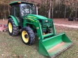 2011 Deere 5101E Agriculture Tractor
