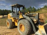 2008 Deere 544J Wheel Loader