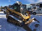 2014 Caterpillar 299D Skid Steer, 2014 cat 299D Skid Steer