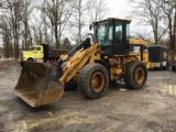 2006 Caterpillar 924G Wheel Loader, 2006 cat 924G Wheel Loader
