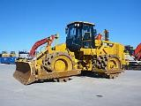 2012 Caterpillar 825H Compaction - Landfill, 2012 cat 825H Compaction - Landfill