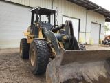 2004 Deere 624J Wheel Loader