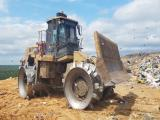 2011 Caterpillar 826H Compaction - Landfill, 2011 cat 826H Compaction - Landfill