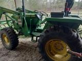 2010 Deere 5065E Agriculture Tractor