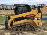 2016 Caterpillar 257D Crawler Loader, 2016 cat 257D Crawler Loader
