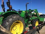 2015 Deere 5045 Agriculture Tractor