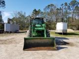 2004 Deere 6420 Agriculture Tractor