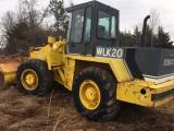 1995 Kobelco WLK20 Wheel Loader