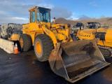 1989 Deere 624E Wheel Loader