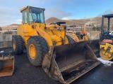 1990 Deere 544E Wheel Loader