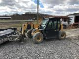 2012 Caterpillar TH255 Telescopic Forklift, 2012 cat TH255 Telescopic Forklift