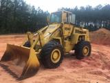 1984 Case W24C Wheel Loader