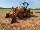 2008 Case 570MXT Landscape Loader