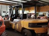 2000 Caterpillar GP45 Fork Lift, 2000 cat GP45 Fork Lift