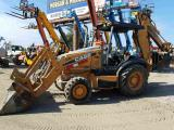2011 Case 580N Loader Backhoe