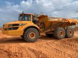 2018 Volvo A40G Articulated Truck