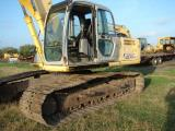 2007 New Holland E215 Excavator