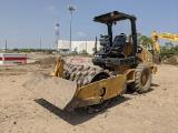 2014 Caterpillar CP44 Compaction - Single Drum Vibratory, 2014 cat CP44 Compaction - Single Drum Vibratory