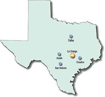 Rhino Machinery is located in Central Texas